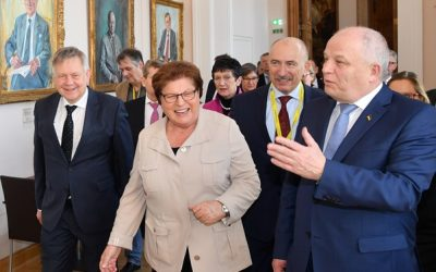 Eigene PM: Freller trifft ukrainischen Vize-Ministerpräsident