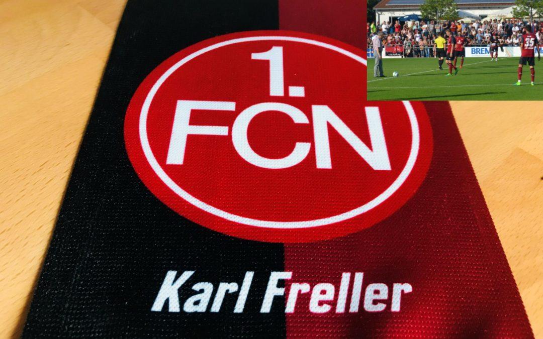 Der Club ist zurück in der Bundesliga