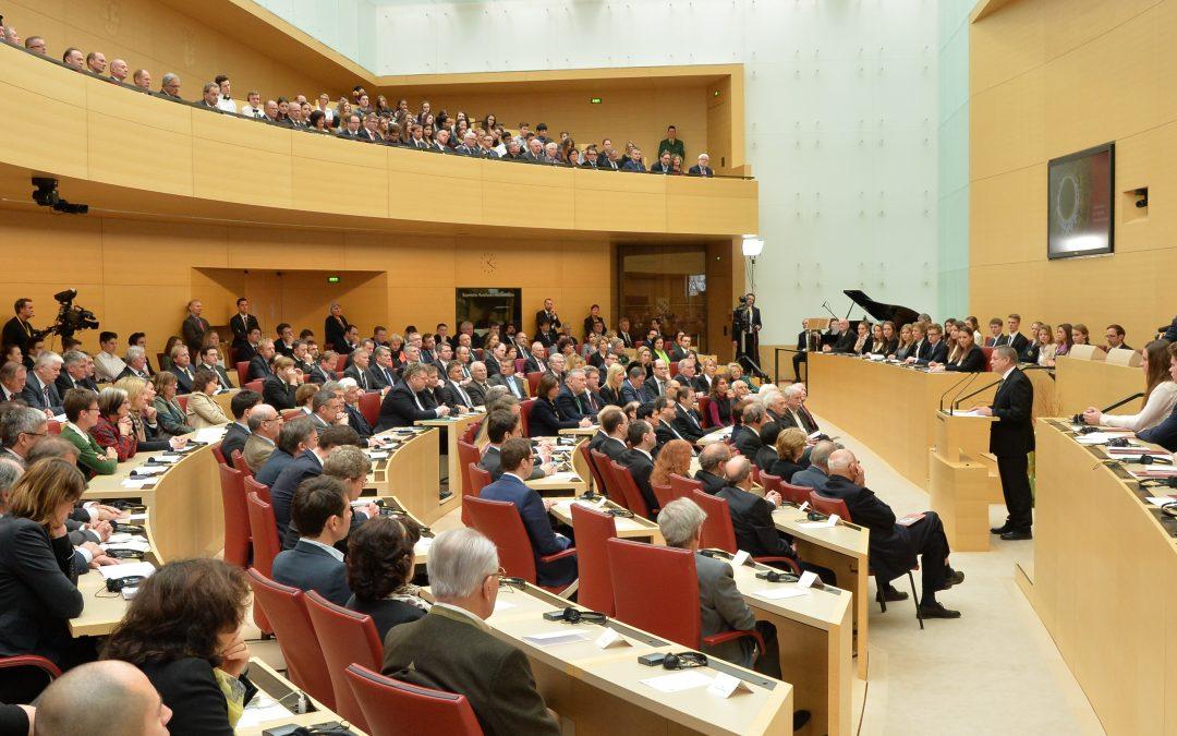 Freller von CSU-Fraktion für das Amt des Landtagsvizepräsidenten nominiert