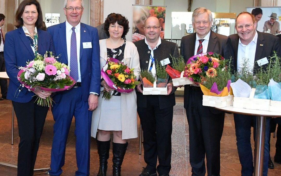 Valentinsgrüße zum Tag der Liebe aus dem Bayerischen Landtag