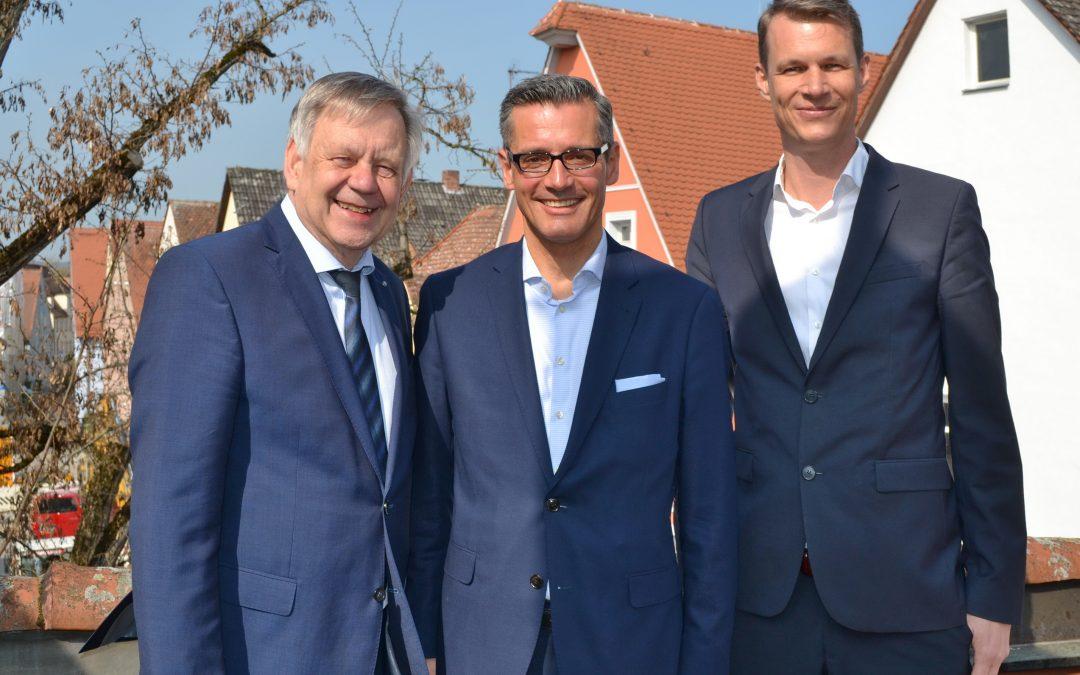 Schwabacher CSU schlägt Dr. Michael Fraas einstimmig als OB-Kandidat vor