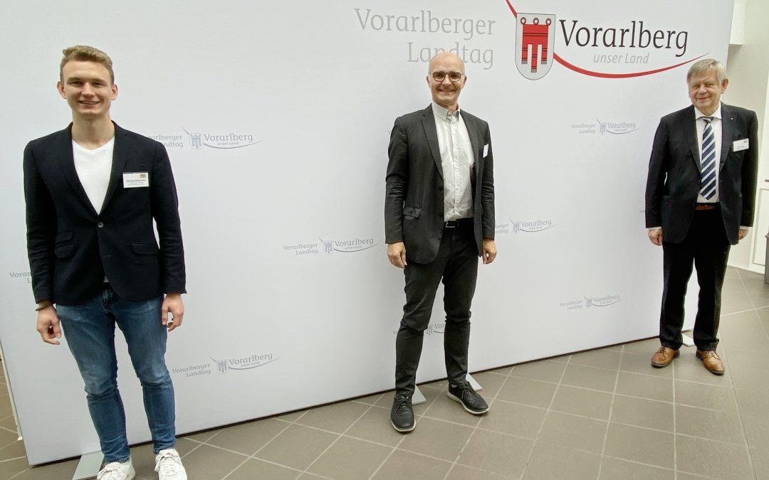 Freller bei der 54. Parlamentarier-Konferenz zur Region Bodensee