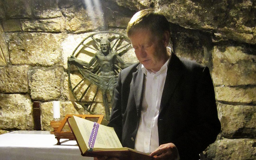 Freller liest das Weihnachtsevangelium